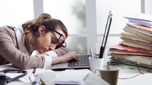 únava, ospalosť, malátnosť, syndróm, spánok