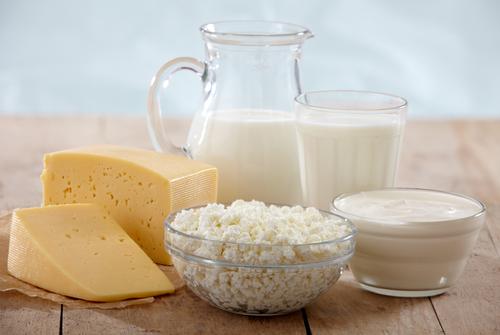 mlieko, laktóza, intolerancia, alergia, mliečne výrobky