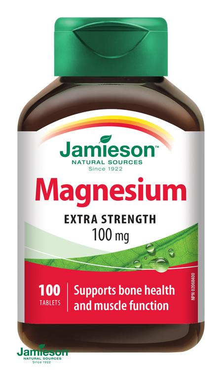 horčík magnezium jamieson