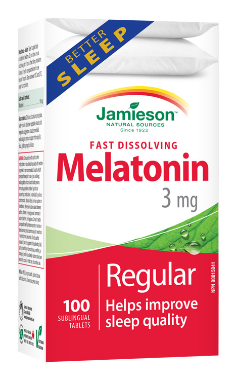 melatonín, spánok, nespavosť, zaspávanie