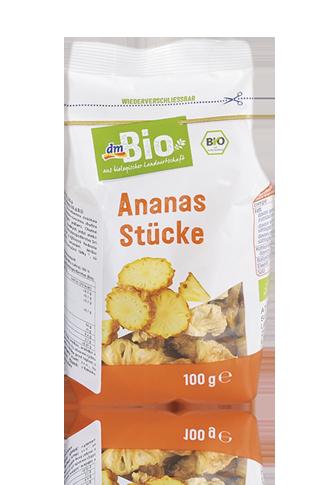 ananás, sušený