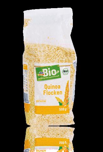 quinoa, vločky, raňajky