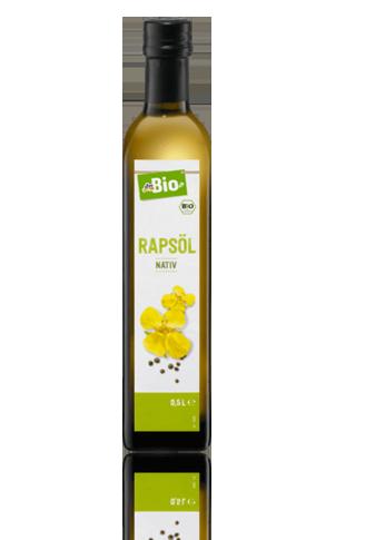 repka olejná, repkový olej
