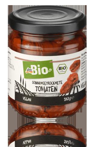 sušené paradajky, rajčiny v oleji