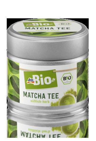 zelený čaj, matcha