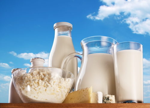 mlieko, akné, rakovina