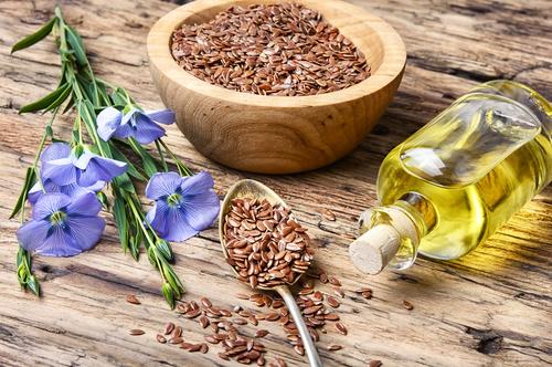 omega-3 mastné kyseliny, ľan, ľanový olej
