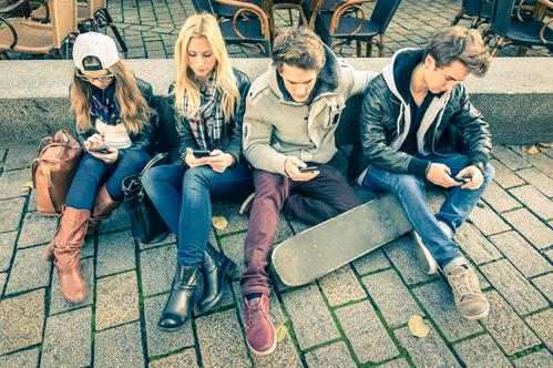 digitálne média, deti, ADHD, hyperaktivita, mobily