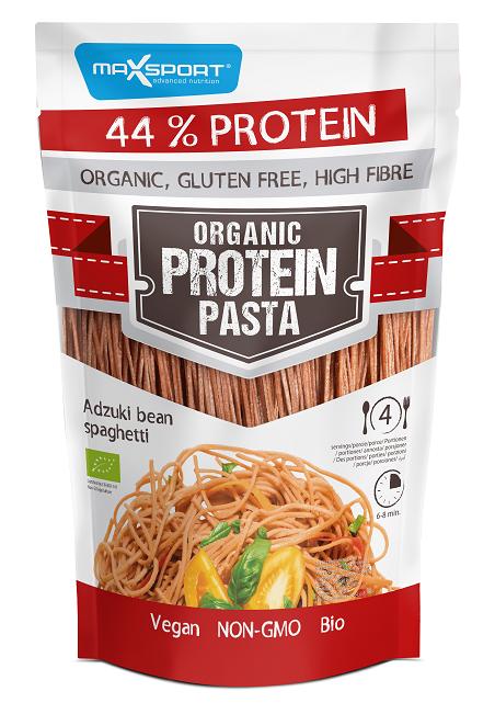 adzuki fazuľa, pasta, proteínové cestoviny, bielkoviny