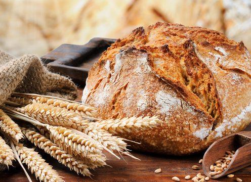 chlieb, pečivo, celozrnné