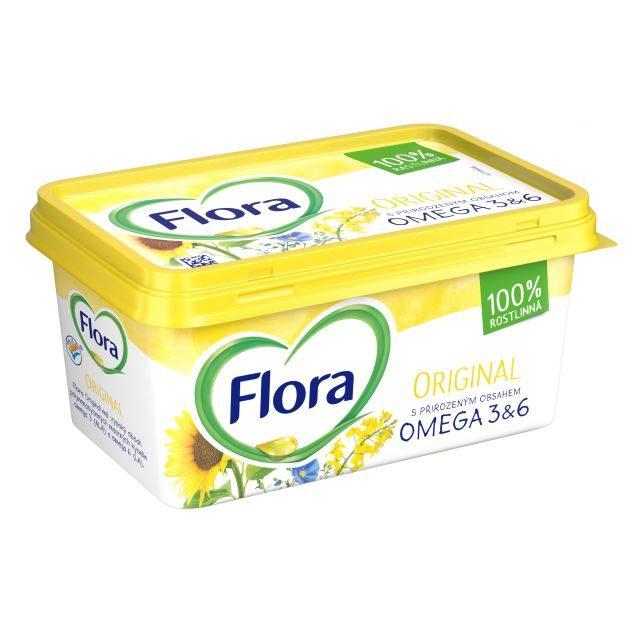 Flora Original margarín maslo