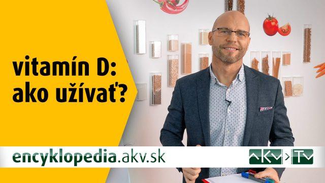 vitamin D - ako spravne davkovat